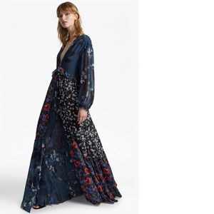 French Connection Celia maxi dress